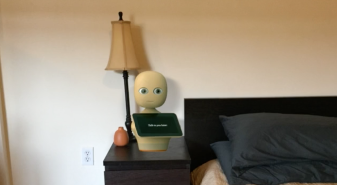 emotion recognition SDK for social robotics