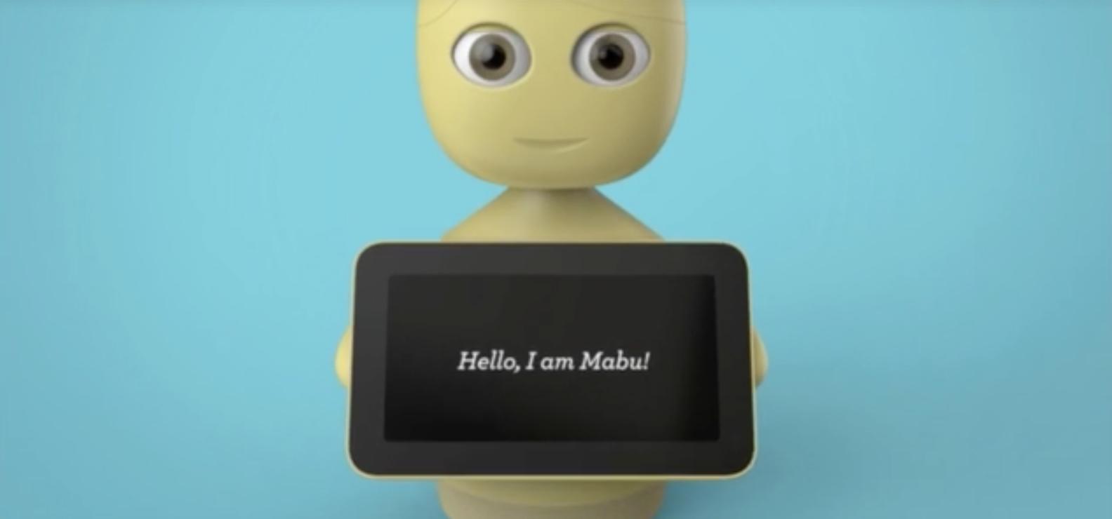 Mabu emotion recognition healthcare companion robot