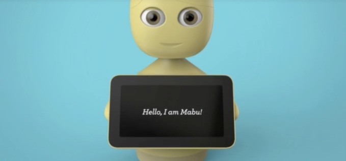 Mabu emotion recognition healthcare companion robot