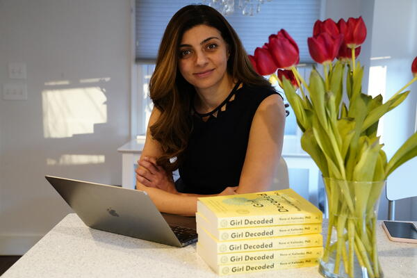 Dr. Rana el Kaliouby, CEO of Affectiva
