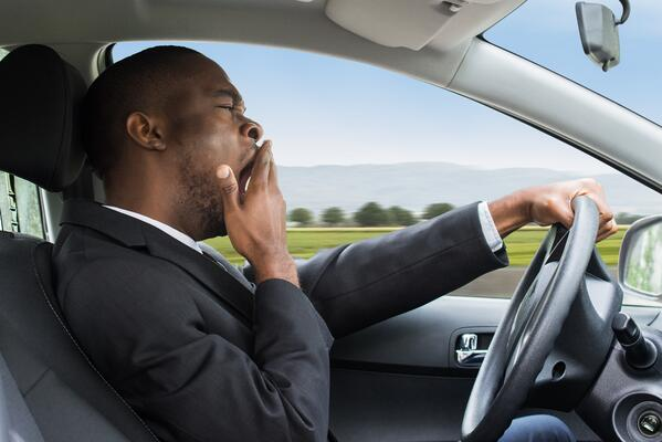 driver monitoring system drowsiness detection