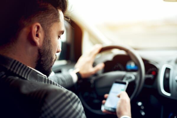 preventing distracted driving with AI-enabled driver monitoring systems