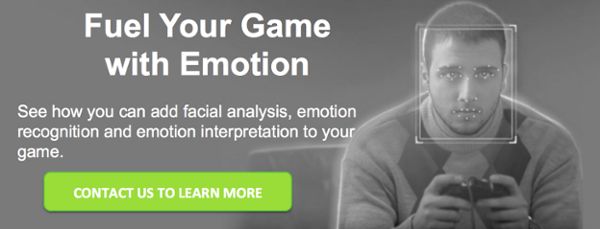 emotion recognition technology for games