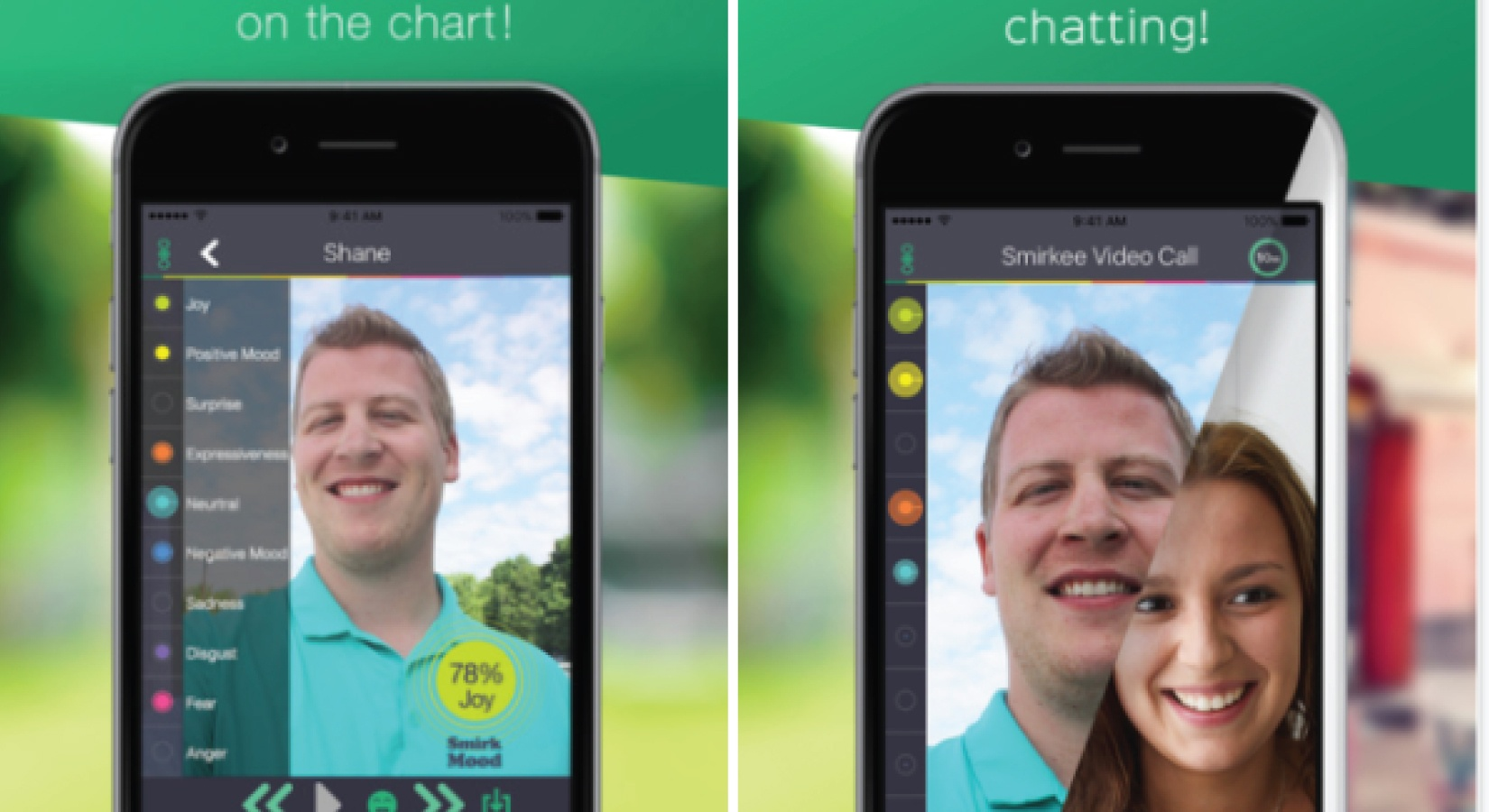 SDK on the Spot: Smirkee Social App Analyzes Video Chat Emotions