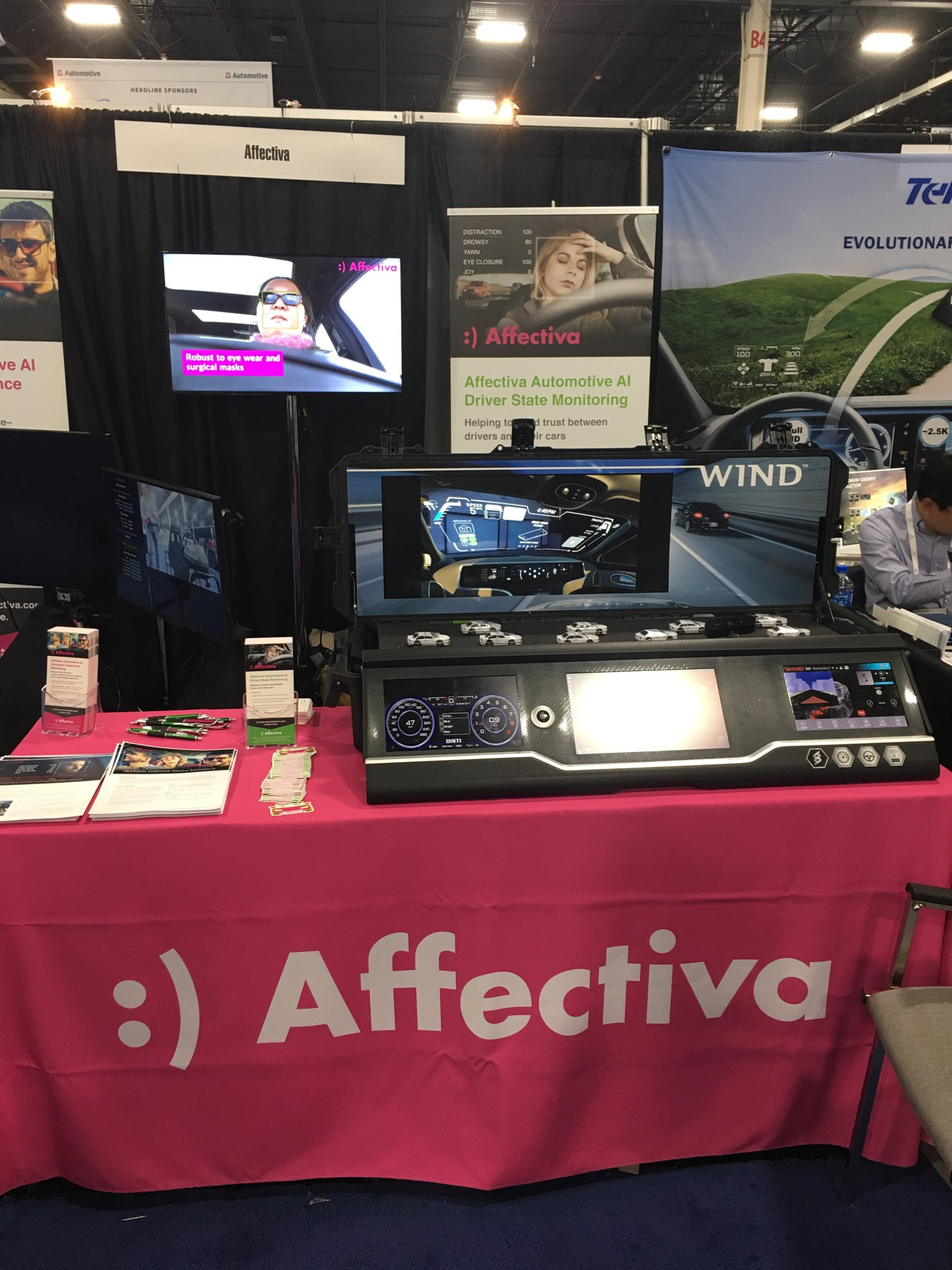 Affectiva Automotive AI and Wind River Accelerate the In-Cabin Experience of Tomorrow